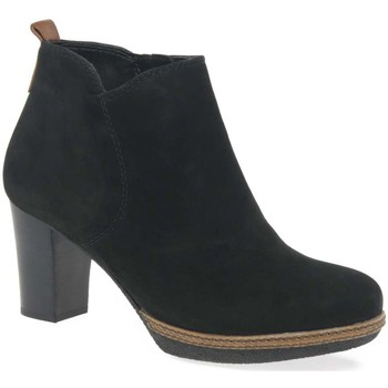 Shoes Women Ankle boots Gabor Tournament Womens Modern Ankle Boots black