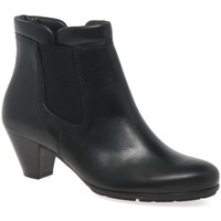 Shoes Women Ankle boots Gabor Paige Womens Modern Ankle Boots black