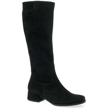 Shoes Women High boots Gabor Nell Womens Long Boots black