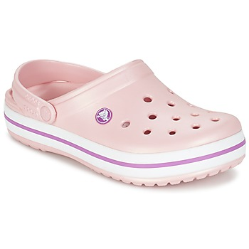Shoes Women Mules Crocs CROCBAND PINK / Wild / Orchid