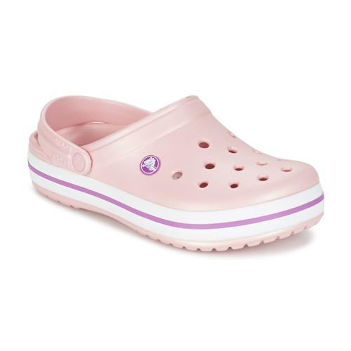 Shoes Women Clogs Crocs CROCBAND Pink