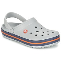 Shoes Clogs Crocs CROCBAND Light / GREY / NAVY