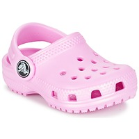 Shoes Girl Clogs Crocs Classic Clog Kids Nude