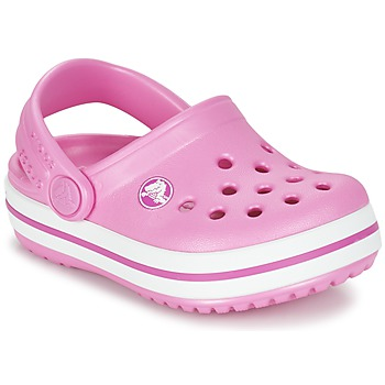 Shoes Children Clogs Crocs Crocband Clog Kids Party / PINK