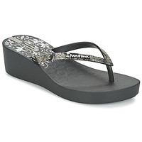 Shoes Women Flip flops Ipanema ART DECO III Black