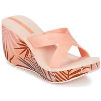 Shoes Women Mules Ipanema LIPSTICK STRAPS III Orange