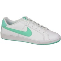 Shoes Women Low top trainers Nike Court Royale W White