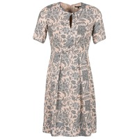 Clothing Women Short Dresses Marc O'Polo GERDAZIL Grey / Nude