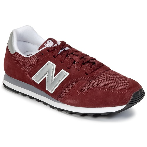Shoes Men Low top trainers New Balance ML373 Bordeaux