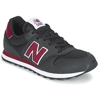Shoes Low top trainers New Balance GM500 Black / Red