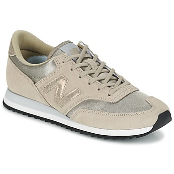 Shoes Women Low top trainers New Balance CW620 KAKI