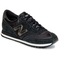 Shoes Women Low top trainers New Balance CW620 Black