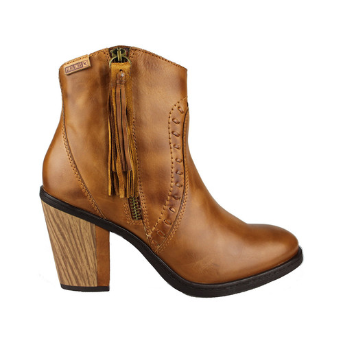 Shoes Women Ankle boots Pikolinos ALICANTE LEATHER