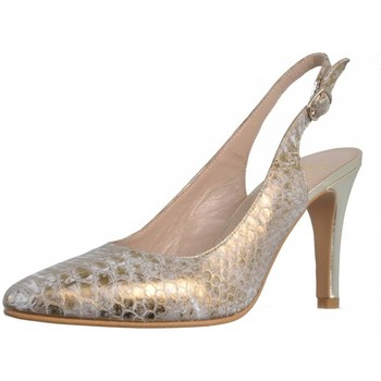 Shoes Women Heels Joni 50382 Gold