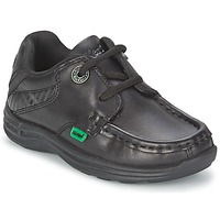 Shoes Children Brogues Kickers REASON LACE Black