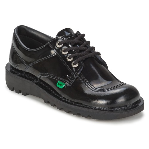 Shoes Women Brogues Kickers KICK LO Black