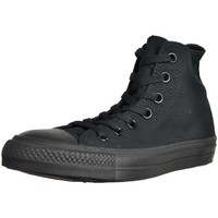 Shoes Women Hi top trainers Converse CHUCK TAYLOR AS CORE Black