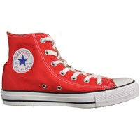 Shoes Women Hi top trainers Converse CTAS HI Red
