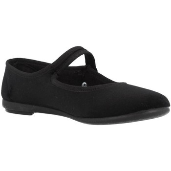 Shoes Girl Flat shoes Vulladi 5409 032 Black