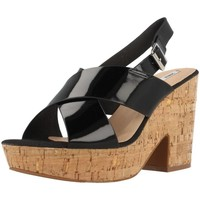 Shoes Women Sandals Chika 10 BACHATA 03 Black