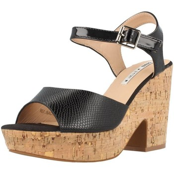 Shoes Women Sandals Chika 10 BACHATA 02 Black