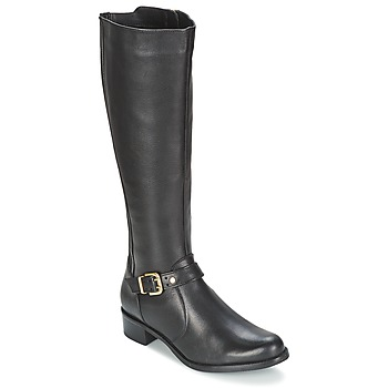 Shoes Women High boots Dune TIPPLER  black