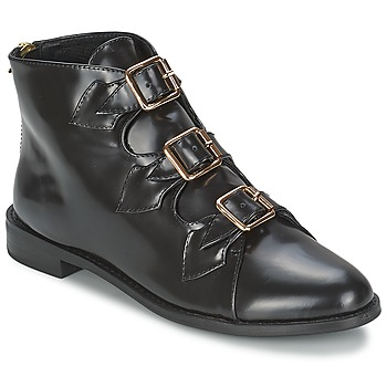 Ankle boots F-Troupe Triple Buckle Boot