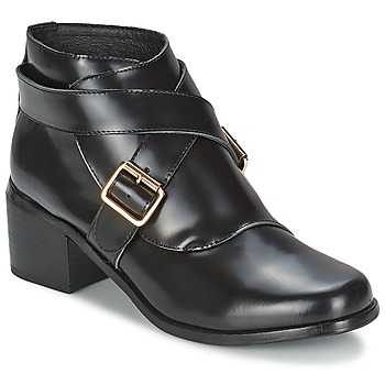 Ankle boots F-Troupe Double Buckle Boot