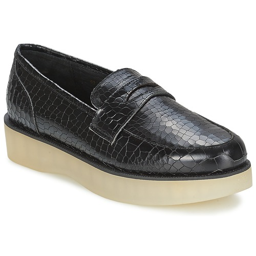 Shoes Women Loafers F-Troupe Penny Loafer  black