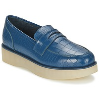 Shoes Women Loafers F-Troupe Penny Loafer Navy
