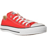 Shoes Women Low top trainers Converse CHUCK TAYLOR AS CORE Red