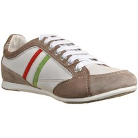 Shoes Men Low top trainers Geox ANDREA P White
