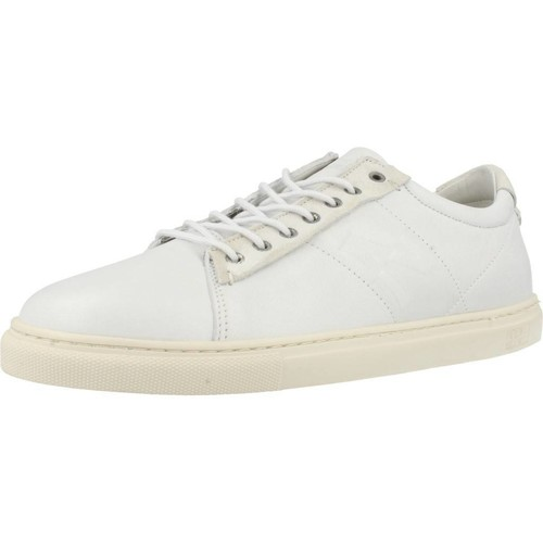 Shoes Men Low top trainers Napapijri KING White