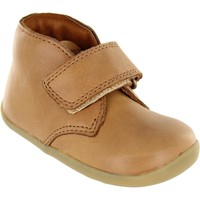 Shoes Children Ankle boots Bobux Wander Light Brown