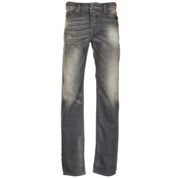 Clothing Men straight jeans Diesel WAYKEE Grey
