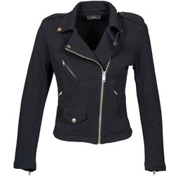 Clothing Women Jackets / Blazers Diesel G-LUPUS Black
