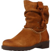 Shoes Women Ankle boots Coolway BRISIKID Brown