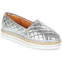 Shoes Women Espadrilles Love Moschino JA10313G03 Silver