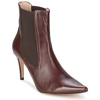 Shoes Women Ankle boots Alba Moda PIMTY Brown