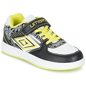 Shoes Boy Low top trainers Umbro COGAN Black