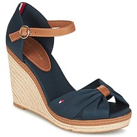 Shoes Women Sandals Tommy Hilfiger ELENA 56D MARINE