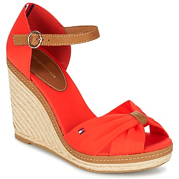 Shoes Women Sandals Tommy Hilfiger ELENA 56D CORAL