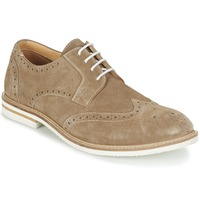 Shoes Men Derby Shoes Lumberjack ALONSO BEIGE