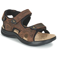 Shoes Men Outdoor sandals Lumberjack EARTH Brown
