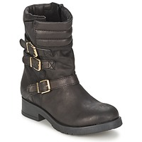 Shoes Women Mid boots Jonak SHUNYATA Black