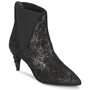 Shoes Women Ankle boots Stéphane Kelian ELSA 7 Black
