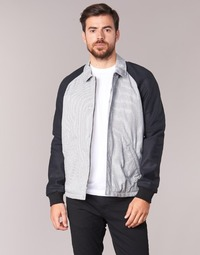 Clothing Men Leather jackets / Imitation leather Chevignon B-DENIM MARINE / Grey