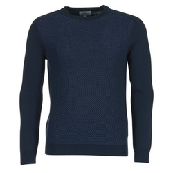 Clothing Men jumpers Chevignon PULL U-BUMP MARINE