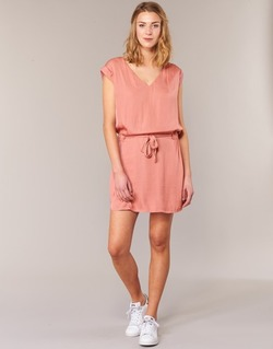 Clothing Women Short Dresses Kaporal FLY Pink