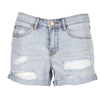 Clothing Women Shorts / Bermudas Billabong FRANKIE Denim